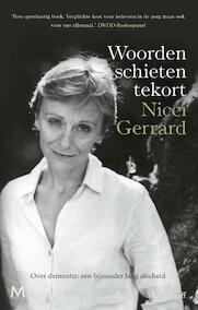 Woorden schieten tekort - Nicci Gerrard (ISBN 9789029093415)