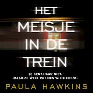 Het meisje in de trein - Paula Hawkins (ISBN 9789046170304)