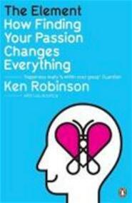 The Element - Ken Robinson, Lou Aronica (ISBN 9780141045252)