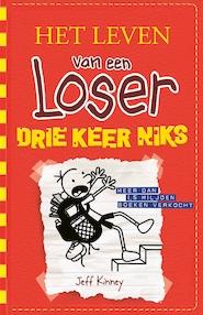 Het leven van een Loser 11 - Drie keer niks - Jeff Kinney (ISBN 9789026142666)