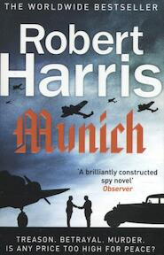 Munich - Robert Harris (ISBN 9781784751869)
