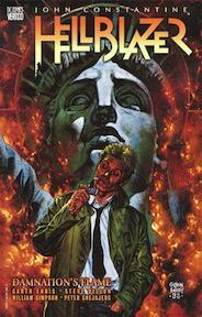 Hellblazer: Damnation's flame - Garth Ennis, Steve Dillon, William Simpson, Peter Snejberg (ISBN 1563895080)
