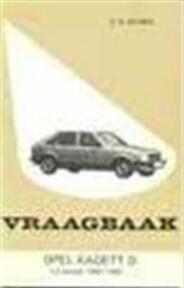 Vraagbaak Opel Kadett D - P. Olyslager (ISBN 9789020118995)