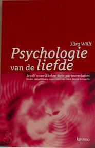 Psychologie van de liefde - J. Willi (ISBN 9789020949988)