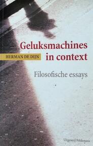Geluksmachines in context - Herman de Dijn (ISBN 9789028929982)