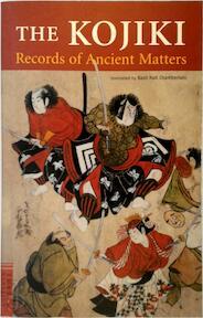 The Kojiki - Basil Chamberlain (ISBN 9784805307946)