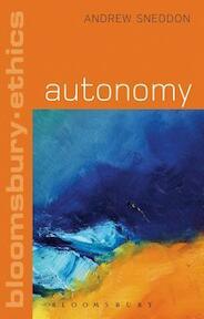 Autonomy - Andrew Sneddon (ISBN 9781441165015)