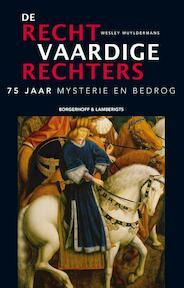 Rechtvaardige rechters - Wesley Muyldermans (ISBN 9789089310606)