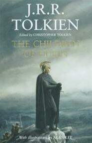 The Children of Húrin - J.R.R. Tolkien, Alan. [illustrations] Lee (ISBN 9780007246229)