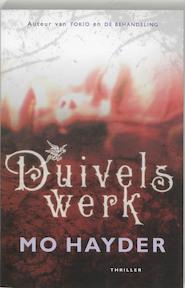 Duivelswerk - Mo Hayder (ISBN 9789024554959)