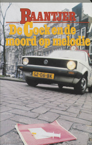 Baantjer * De Cock en de moord op melodie (deel 21) - A.c. Baantjer (ISBN 9789026101731)