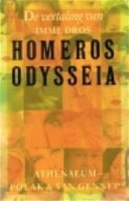 Homeros Odysseia - I. [vertaler] Dros (ISBN 9789025320331)