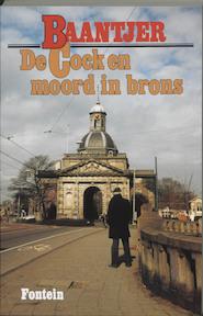 De Cock en moord in brons - A.C. Baantjer, Appie Baantjer (ISBN 9789026103100)