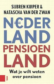 Pensioenen - Sijbren Kuiper, Natascha van der Zwan (ISBN 9789089647252)