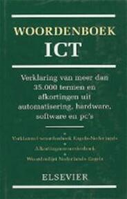 Woordenboek ICT - Henk Biemond (ISBN 9789062283842)