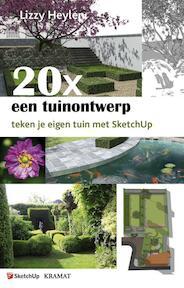20 x een tuinontwerp - Lizzy Heylen (ISBN 9789462420557)