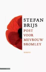 Post voor mevrouw Bromley - Stefan Brijs (ISBN 9789045019840)