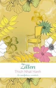 Zitten - Thich Nhat Hanh, Nhat Hanh (ISBN 9789045317458)