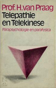 Telepathie en telekinese - Praag (ISBN 9789022401439)