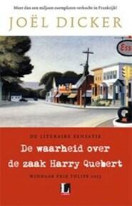 Het boek van de Baltimores - Joël Dicker (ISBN 9789023496212)