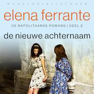 De nieuwe achternaam - Elena Ferrante (ISBN 9789028442863)