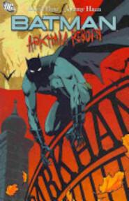 Batman - David Hine (ISBN 9781401227081)