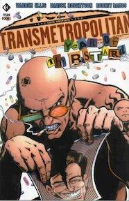 Transmetropolitan: Year of the bastard - Warren Ellis, Darick Robertson, Rodney Ramos (ISBN 1563895684)
