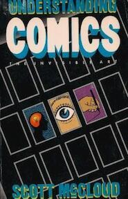 Understanding comics - Scott McCloud (ISBN 9781563895579)