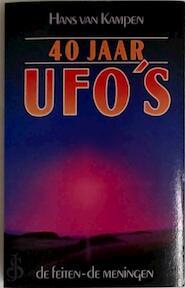 40 Jaar UFO's - Hans van Kampen (ISBN 9789032502867)