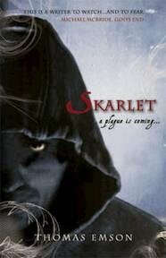 Skarlet - Thomas Emson (ISBN 9781905005987)