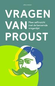 Vragen van Proust - Martin de Haan, Coen Simon (ISBN 9789045036816)