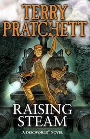 Raising Steam - Terry Pratchett (ISBN 9780552170468)