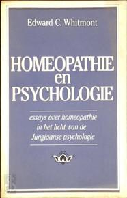 Homeopathie en psychologie - E.C. Whitmont (ISBN 9789061205920)