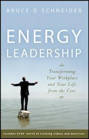 Energy Leadership - Bruce D. Schneider (ISBN 9780470186367)
