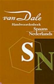 Van Dale Handwoordenboek Spaans-Nederlands - Peter Jan Slagter (ISBN 9789066482210)