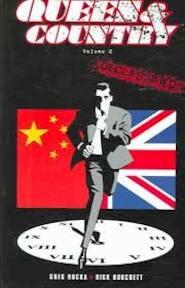 Queen & Country operation:Volum 2 Declassified - Greg Rucka (ISBN 9781932664287)