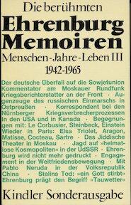 Die berühmten Ehrenburg-Memoiren (ISBN 3463005131)