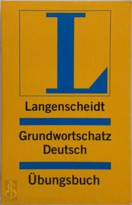Langenscheidt Grundwortschatz Deutsch - Jutta Müller (ISBN 9783468494192)
