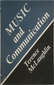 Music and Communication - Terence McLaughlin (ISBN 9780571093526)