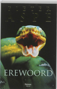 Erewoord - Pieter Aspe (ISBN 9789022324844)