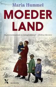 Moederland - Maria Hummel (ISBN 9789401601528)