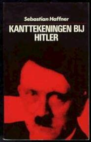 Kanttekeningen bij Hitler - Sebastian Haffner (ISBN 9789023003236)