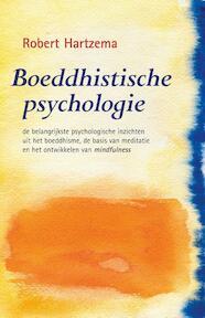 Boeddhistische psychologie - Robert Hartzema (ISBN 9789063501006)