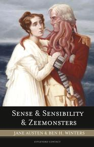 Sense en Sensibility en Zeemonsters - Jane Austen, Ben H. Winters (ISBN 9789025434625)