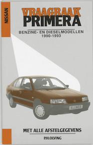 Vraagbaak Nissan Primera (ISBN 9789020127539)