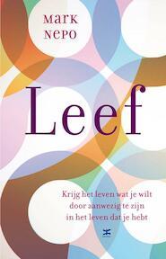 Leef - Mark Nepo (ISBN 9789021550886)