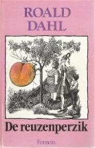De reuzenperzik - Roald Dahl, Michel Simeon, Ef Leonard (ISBN 9789026112782)