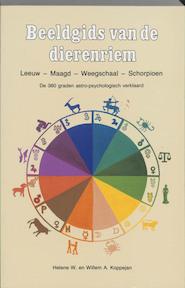 Beeldgids van de dierenriem / Leeuw-Maagd-Weegschaal-Schorpioen - H. Koppejan, W.A. Koppejan (ISBN 9789020216707)