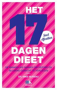 Het 17 dagendieet - Mike Moreno (ISBN 9789021550794)