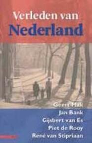 Verleden van Nederland nieuw omslag - Geert Mak, Jan Bank (ISBN 9789045016917)